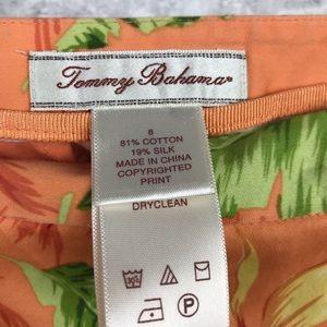 Tommy Bahama Skirts - Tommy Bahama   Silk Skort Hawaiian Print